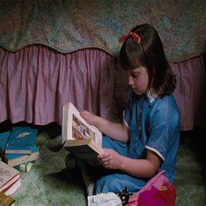 Matilda-Reading-Again