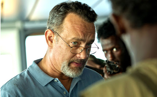 Captain Phillips (2013)Tom Hanks, left, and Mahat Ali