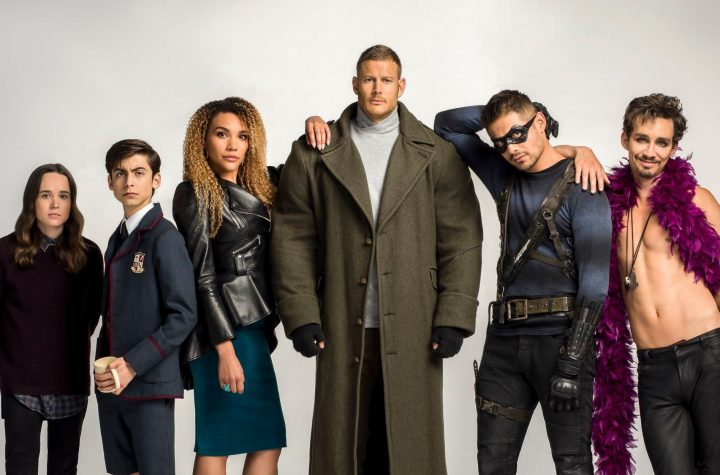 the umbrella academy (1)